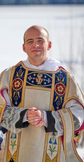 Ordination diaconale de M. l'abbé Alexis Piraux