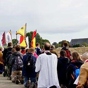 Pèlerinage  Notre-Dame de Foy