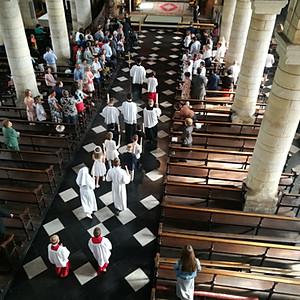 Messe des Communions