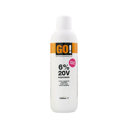 GO! Oxycream waterstofperoxide 150ml of 1000ml