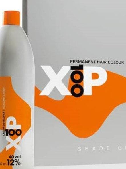 XP100 kleurenkaart