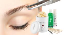 Brow Waxing Kit van HIVE®