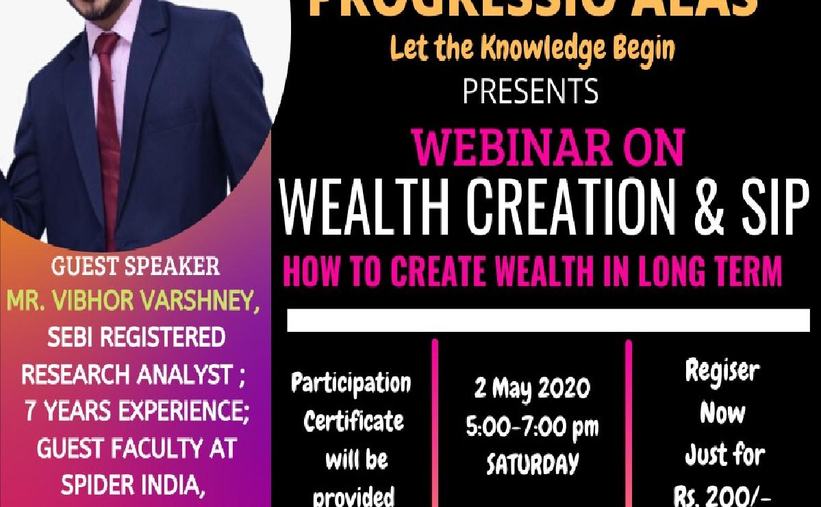 Wealth Creation & SIP