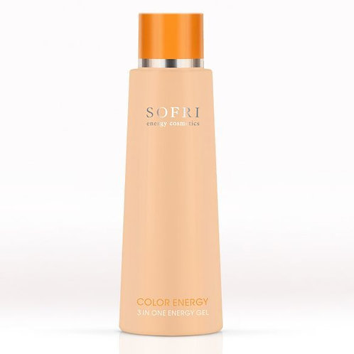 Oranje 3 in one energy gel