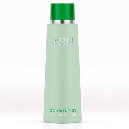 Groen 3 in one energy gel