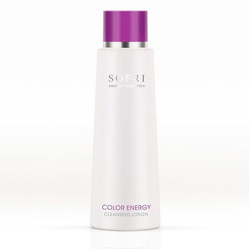 Violet cleansing lotion