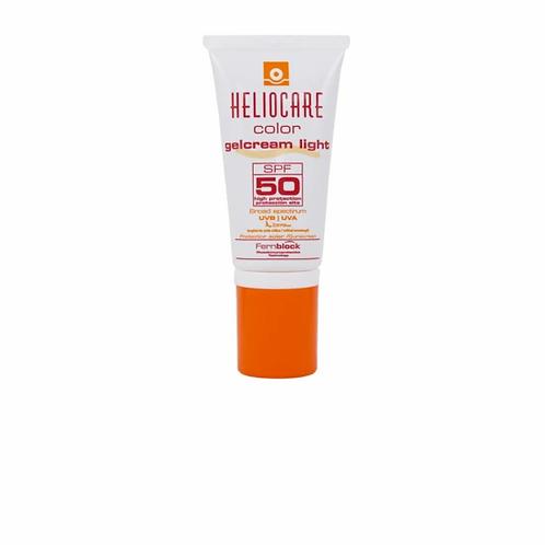Heliocare Color gel cream light SPF50