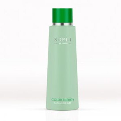 Groen cleansing gel