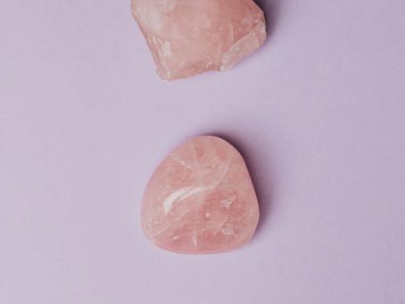 De natuurlijke kracht van stenen - Rozenkwarts