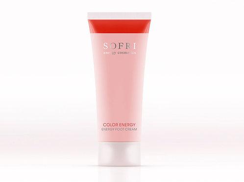 Rood energy foot cream