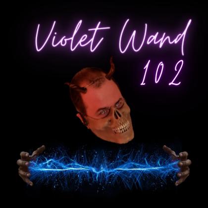 Jeux électriques : Violet Wand 102