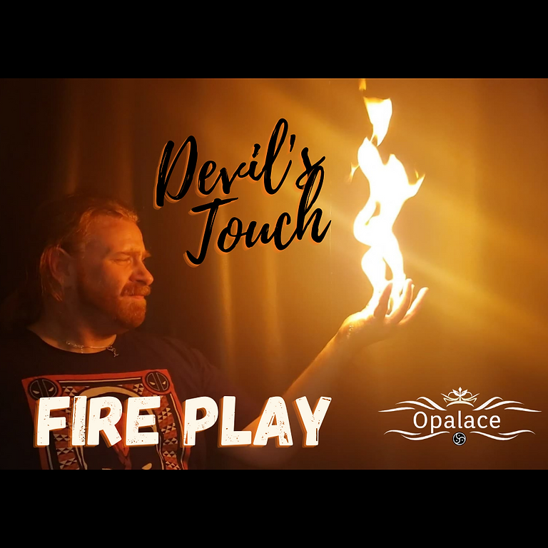 Devil's Touch - Fire Play (ENG)
