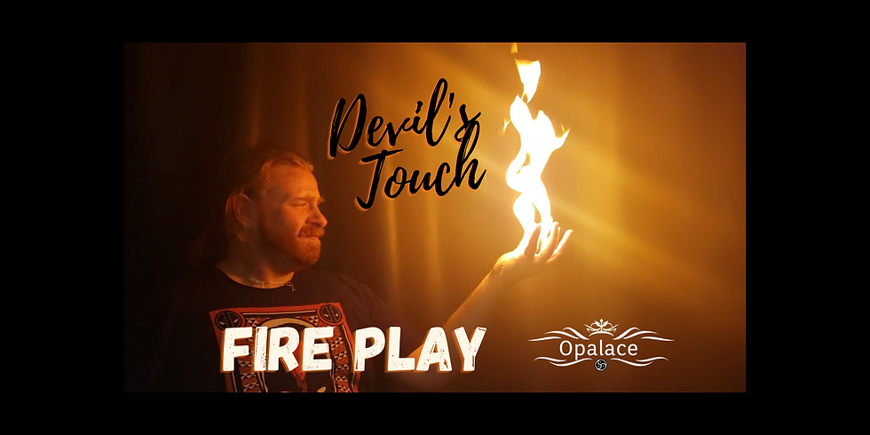 Devil's Touch - Fire Play (English)