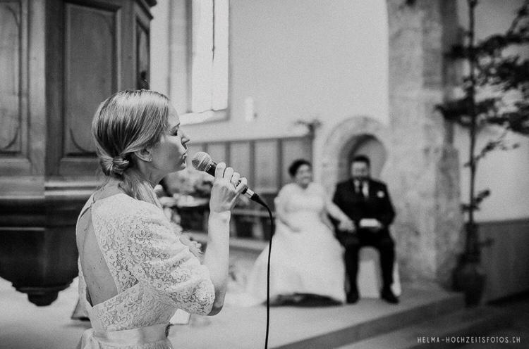 Kirchliche Trauung in Vechigen