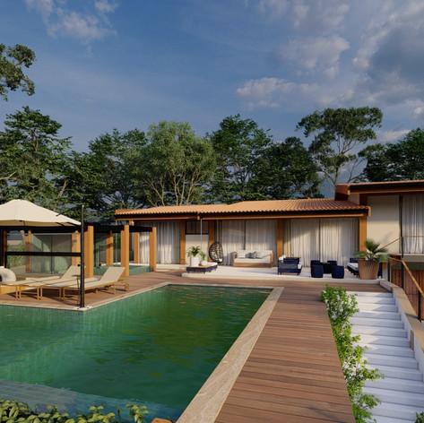 Casa na Represa - Avaré