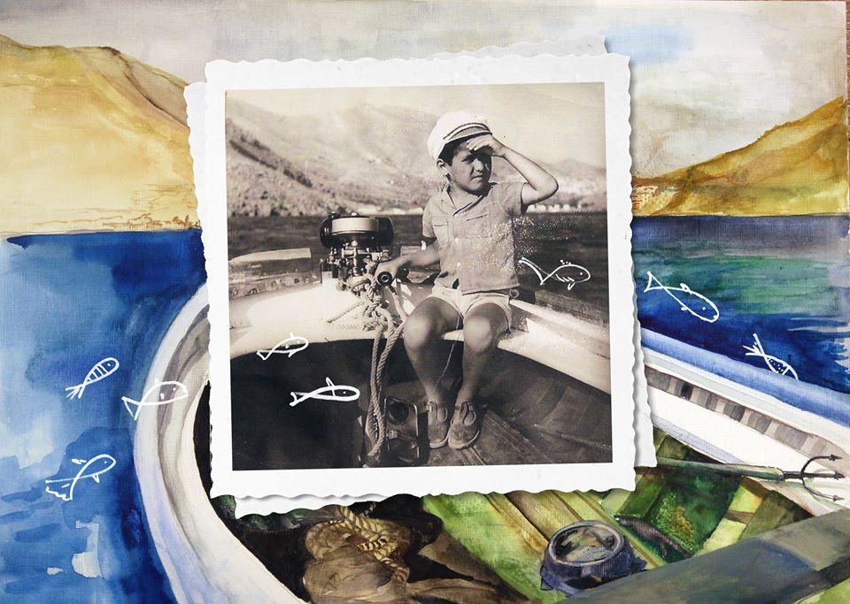 αργώ η βάρκα/βιβλίο του Τζώρτζη Μηλιά