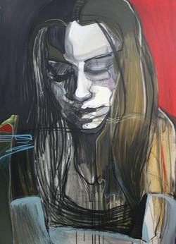 portrait 1.20x0.80cm