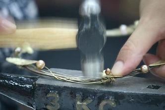Μαθήματα κοσμήματος στον Πειραιά, εργαστήριο χρώμα, Μαρινα Ζέας