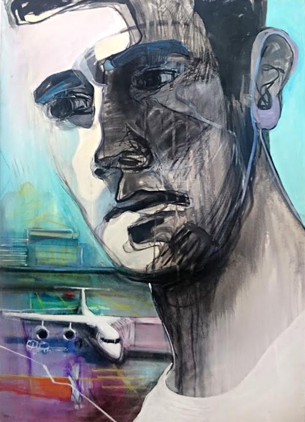 portrait 1.20x0.90