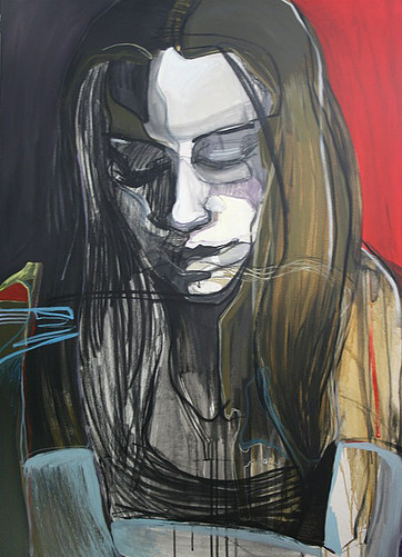 portrait female 1.00x0.80