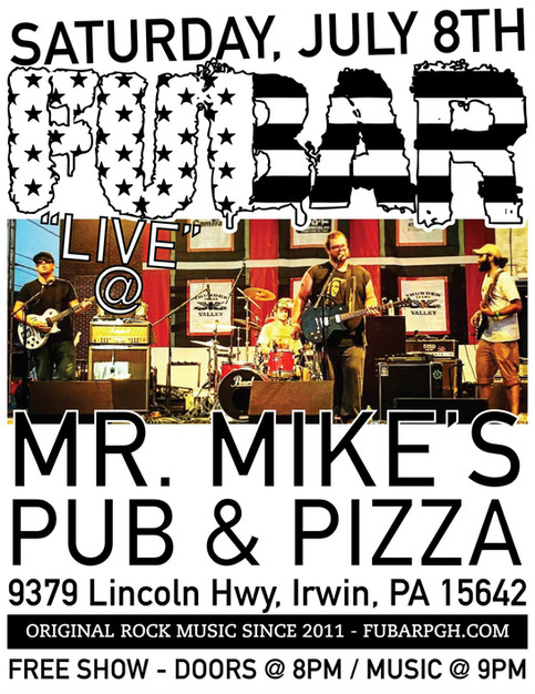 Mr. Mike's on Saturday