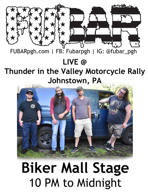 Thunder in the Valley 2018 - Pre