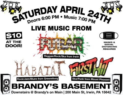 Live Music in Irwin!