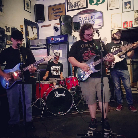 Successful Show AT Mr. Mike's