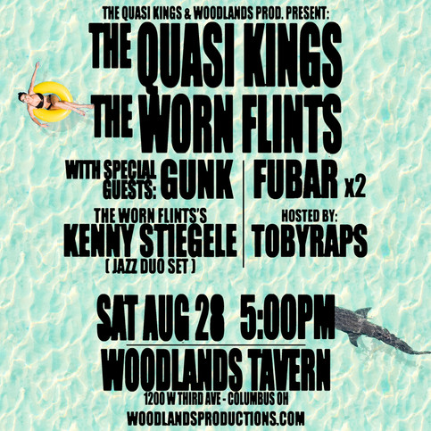 8/28 Woodland's Tavern - Columbus, OH