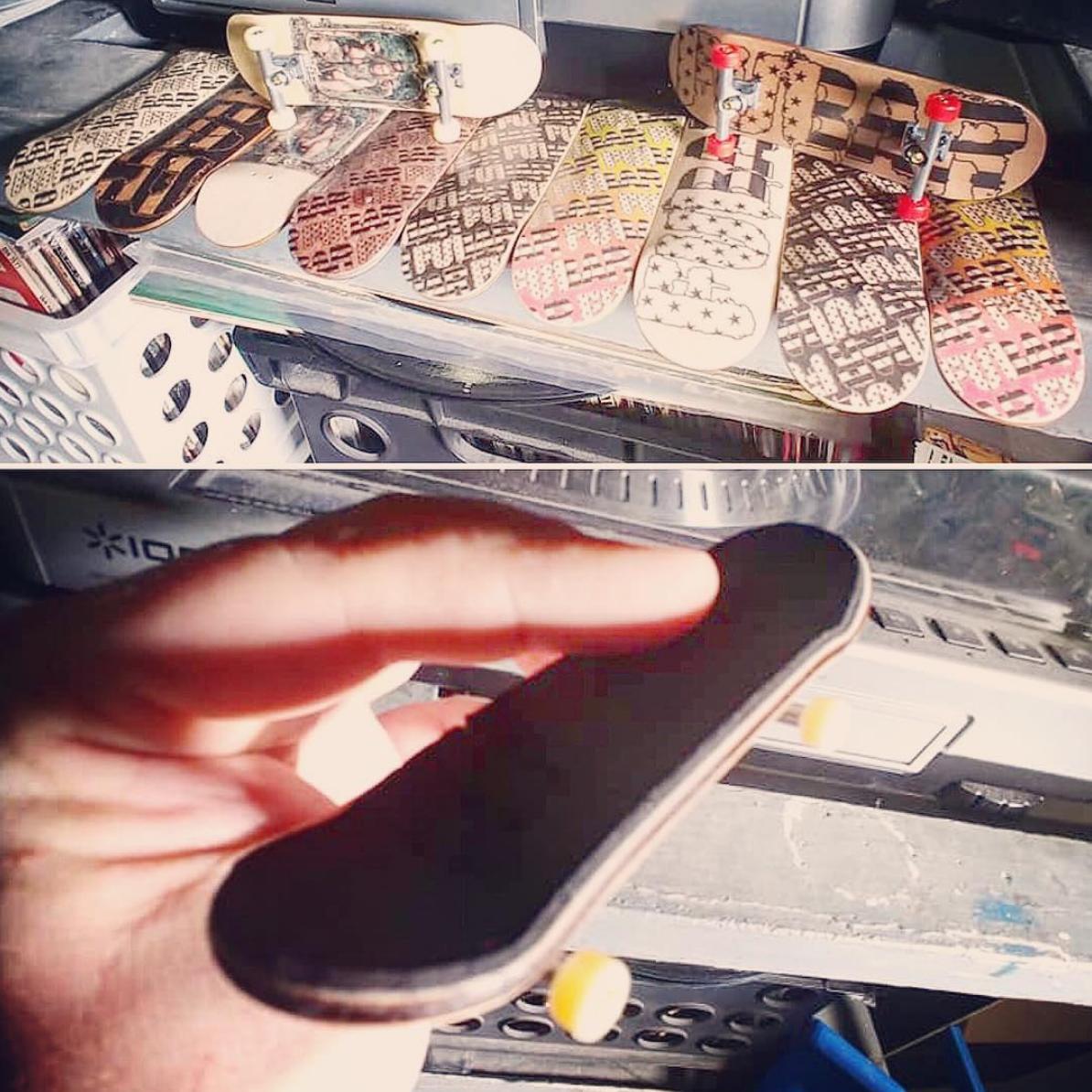 FUBAR Fingerboards