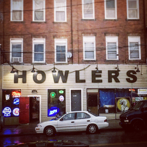 FUBAR at Howlers!