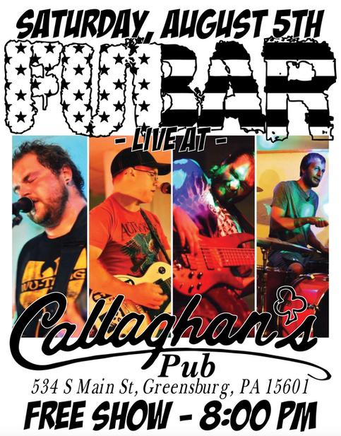 FUBAR at Callaghan's Pub