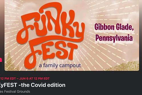 Ticket: 6/4/-6/5/21 Funky Fest