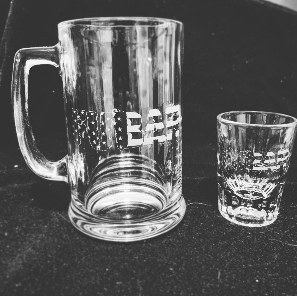 Mugs & Shot Glasses