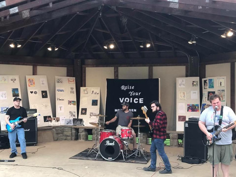 7th Annual Raise Your Voice Music and Art Festival