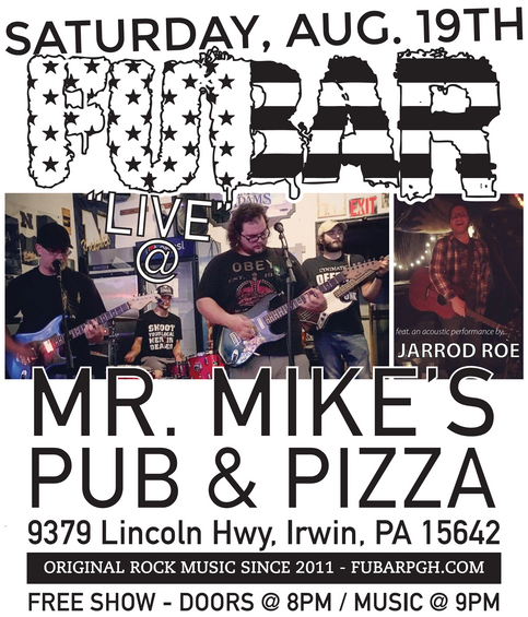 Back at Mr. Mikes!