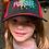 Thumbnail: Splatter Logo Snapback Trucker Hat
