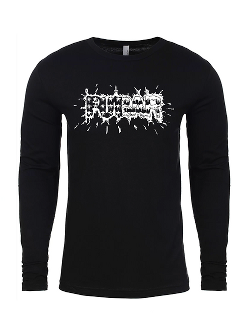 Splatter Logo Long Sleeve
