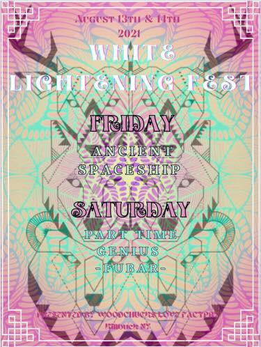 White Lightening Fest! Return to Buffalo, NY!