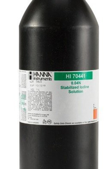 HI-70441 Iodine stabilised, 0.04N, 1 L