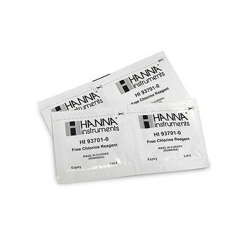 HI-93701-01 Free Chlorine Reagent, DPD Method