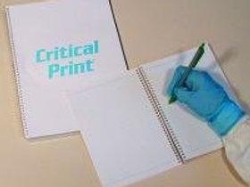 Cleanroom notebooks, PUREImage™