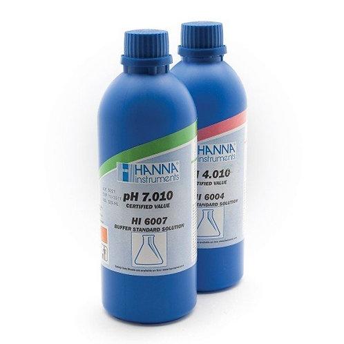 HI-6013 pH 13.000 Millesimal Buffer Solution, 500 mL bottle