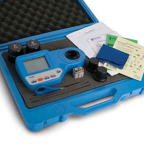 HI-96729C Fluoride Portable Photometer Kit, Low Range