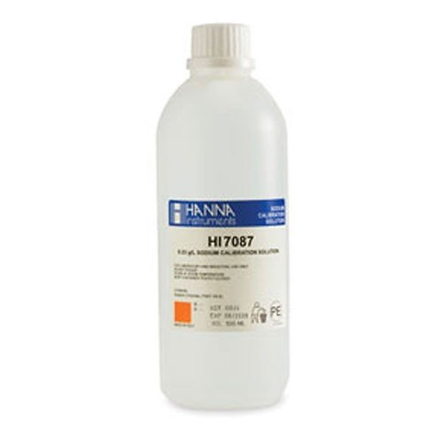 HI-7087L Sodium (Na+) ISE Standard Solution at 0.23 g/L