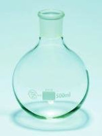 500ML RB FLASK, Pack of 5