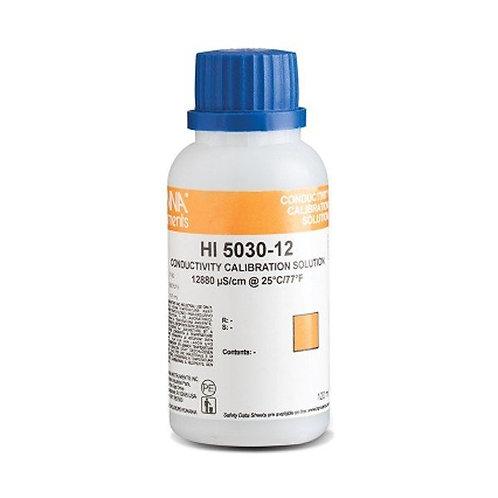 HI-5030-12 Conductivity Solution 12880 uS/cm, 120 mL