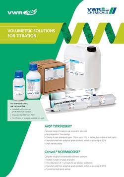 Volumetric Solutions