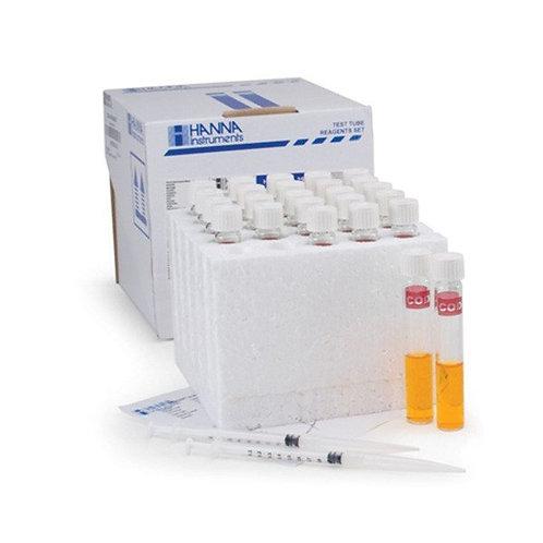 HI-93754D-25 Low Range COD Reagents, Mercury Free