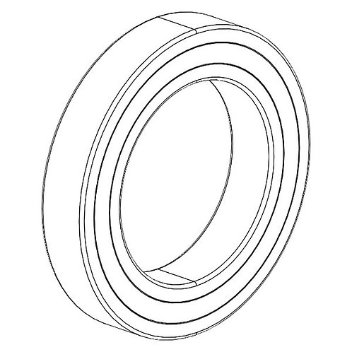 Ball Bearing 65x100x1860